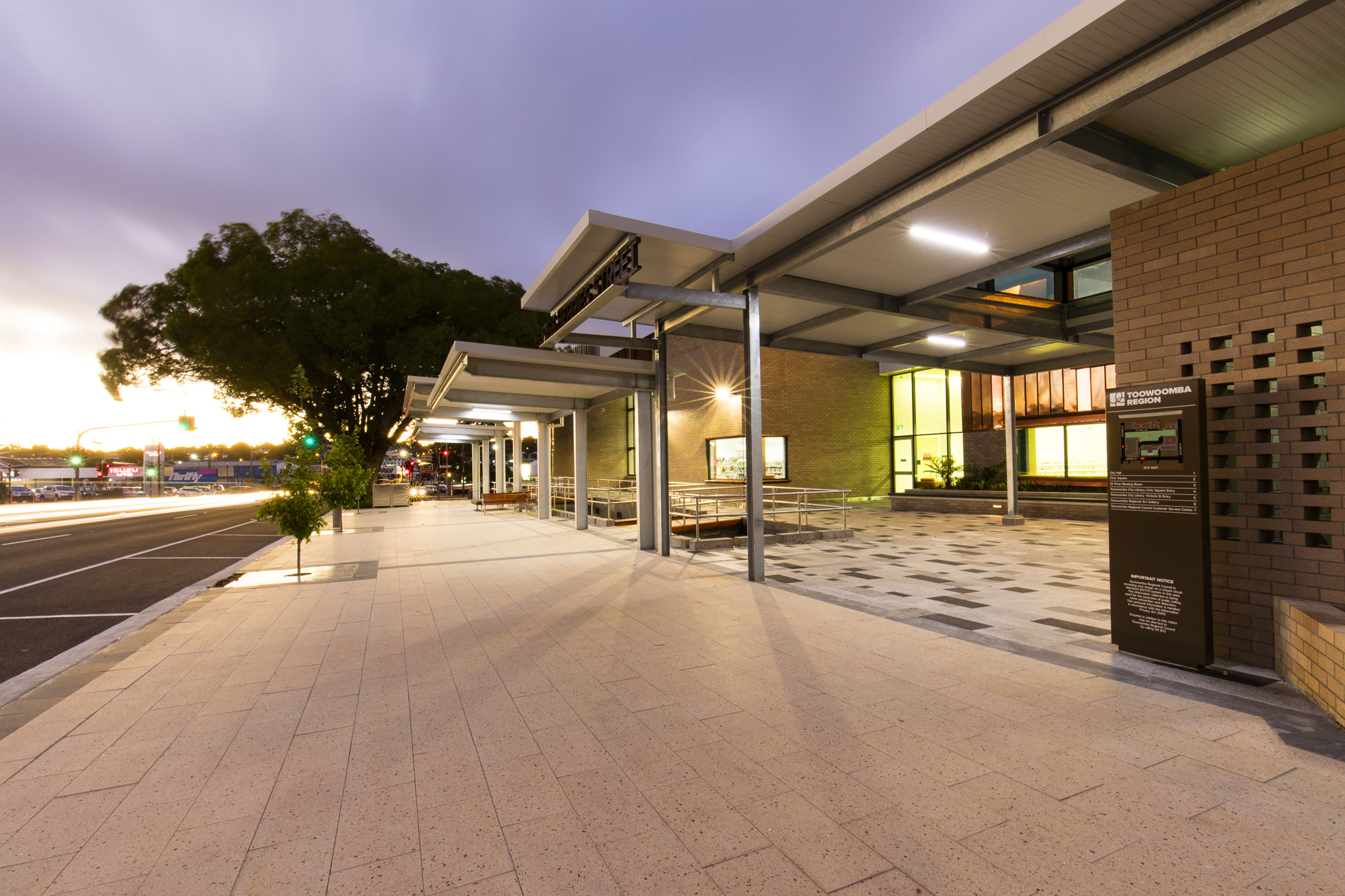 Toowoomba Sate Library